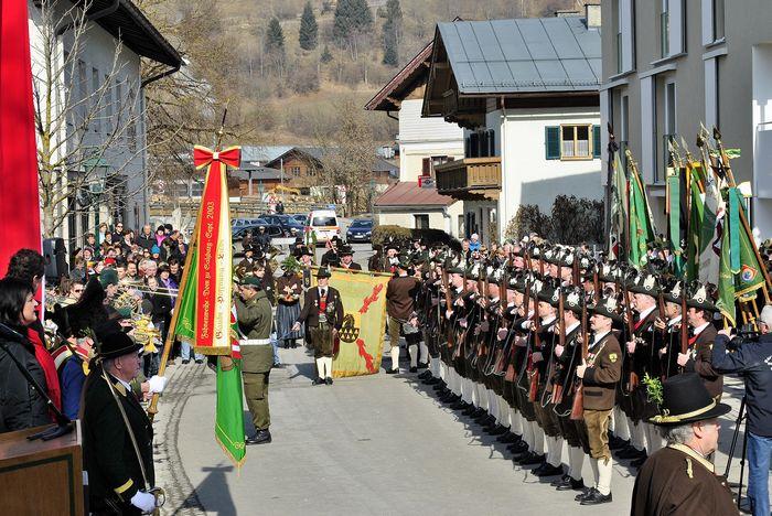 Anton Wallner Gedenkfeier