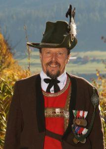 Ernst Erlinger, Standeskontr. Stv.
