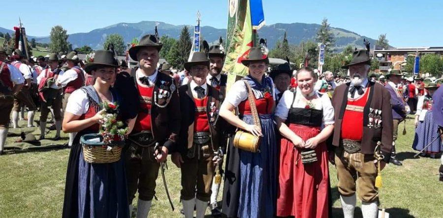50 Jahre Historische Schützenkompanie Saalfelden