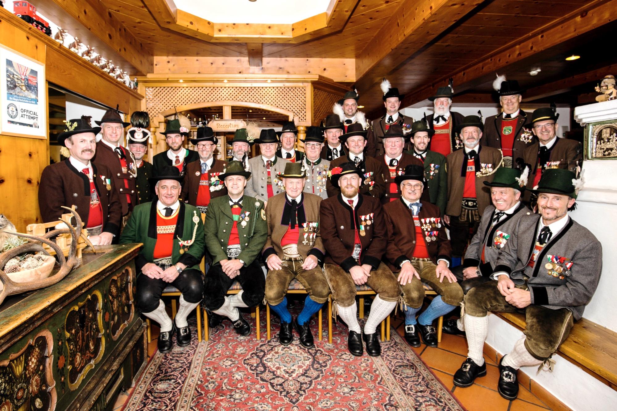 2019-11-15 - Kommandantenbesprechung Anton Wallner Bataillon - Bramberg_klein