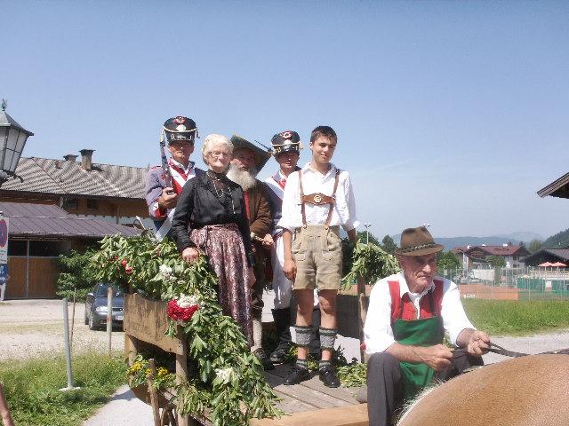 Bataillonsfest Westendorf