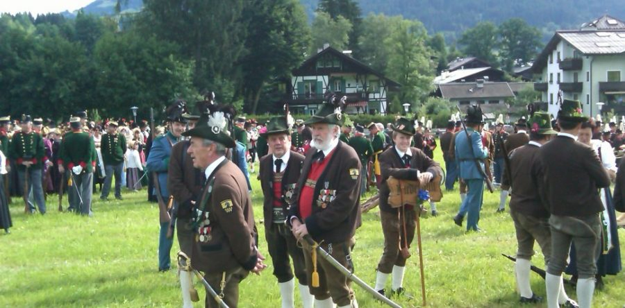 Batallionsfest Kitzbühl