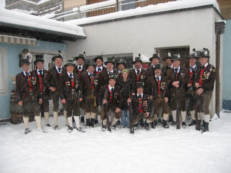 Silvesterschießen 2011